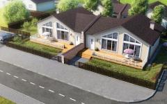 два дома на одном земельном участке оформление